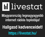LiveStat.hu - Magyarország legnagyobb stream toplistája, Online Rádiók, Ingyenes hallgatottsági mérés